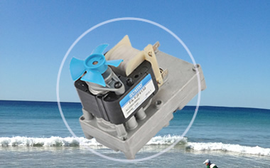 AC Shade Pole Geared Motor